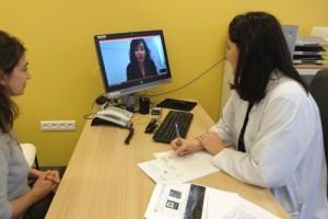 Interprétation par vidéoconférence